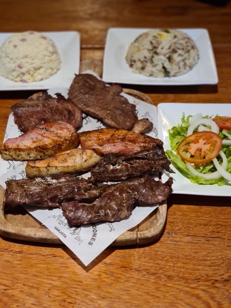 Parmegiana individual (carne ou frango) de R$25 por apenas R$18,50