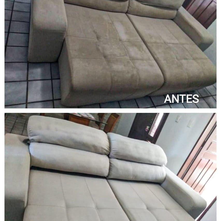 O Melhor para o seu estofado! Higienização de sofá simples de até 3 lugares ou colchão de casal simples de R$150 por apenas R$49,90 na All Clean