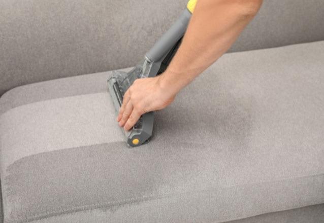 Lavagem de Sofá de até 3 lugares ou Colchão solteiro ou Tapete até 2 m² ou até 4 Cadeiras de R$90 por apenas R$37,90