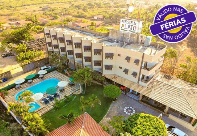 Vem pra Lagoinha nas Férias, o Hotel Platô te espera!! 2 Diárias na semana para 02 adultos e 01 criança até 08 anos de R$560 por apenas R$450