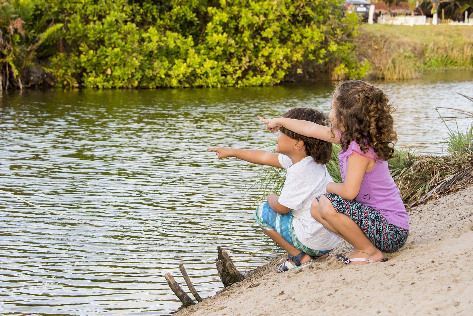 2 Diárias com All Inclusive na Suíte Superior Vista Mar para 2 adultos e 2 crianças até 10 anos de R$2.816,00 por R$2.118,00