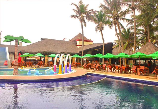 Segunda a sexta: Carne de Sol Atlantidz + 2 Pulseiras de acesso ao parque aquático de R$129 por R$99,90