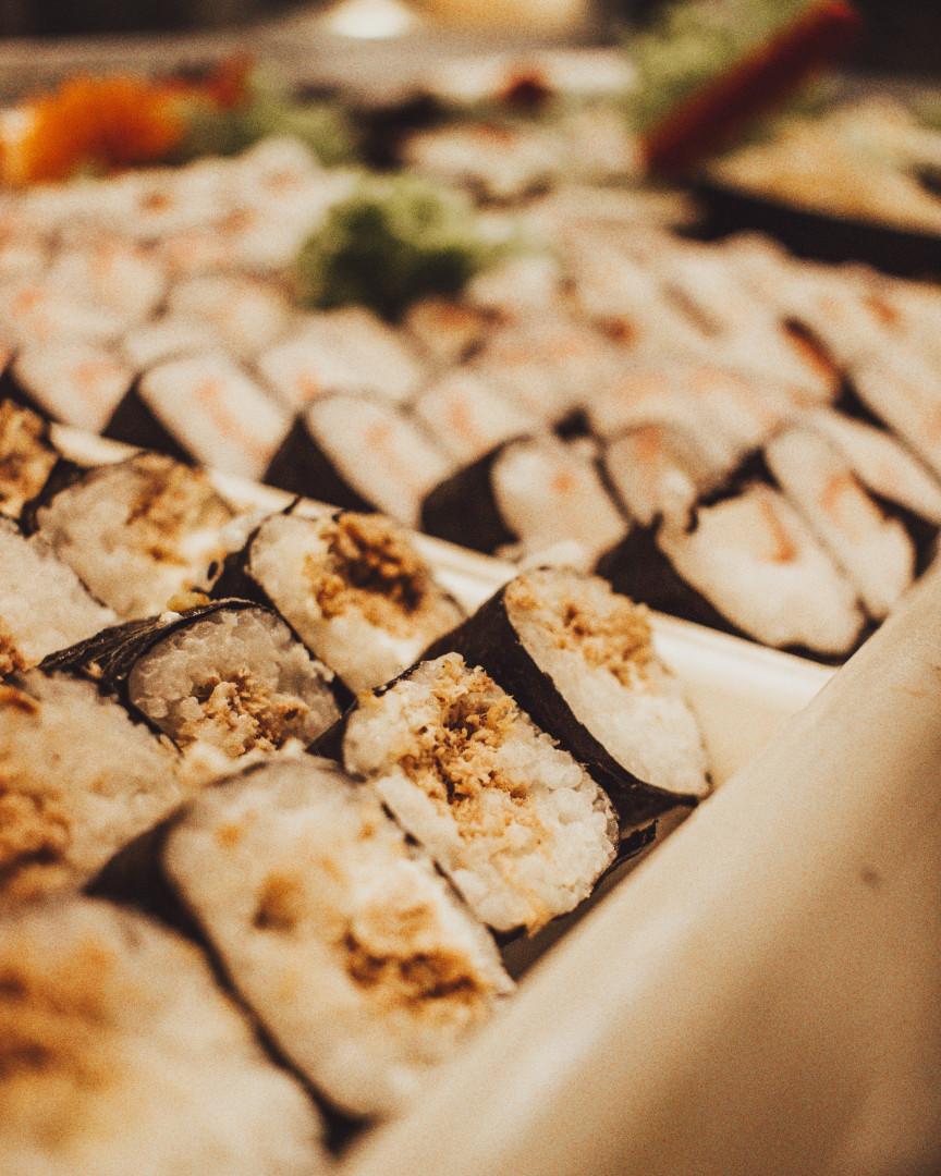 Esse Rodízio é tudo de bom! Rodízio Completo (carnes, massas, sushi, saladas, pratos quentes, pratos frios) para 1 pessoa de até R$67,90 por R$59,90 no Fogo Campeiro Washington Soares. Válido para todos os dias!