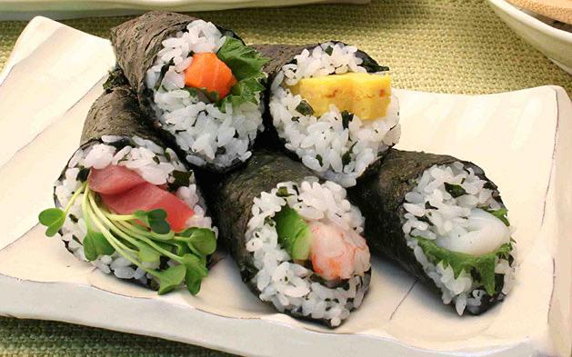 Temaki tradicional ou Hot por apenas R$15,90