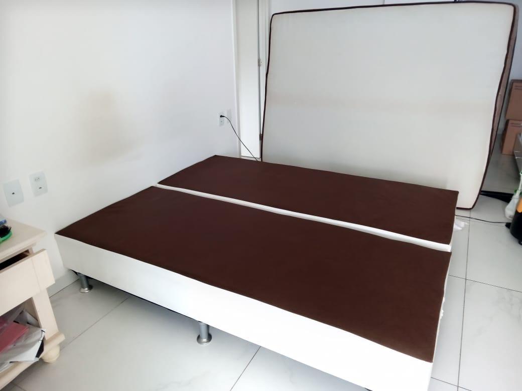 Sofá de 2 lugares retrátil - Lavagem completa + aromatizador + antibactericida de R$100 por apenas R$49,90