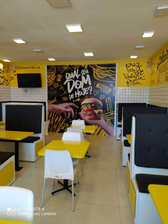 1 Burger Donzinho de R$19,90 por apenas R$12,90