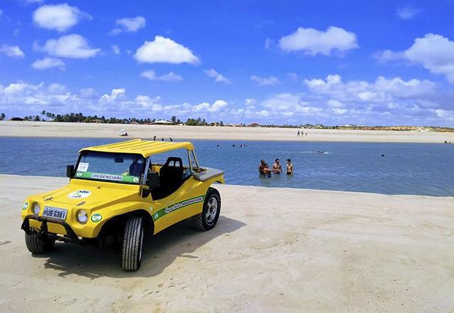 Águas Belas + Barra Nova - Criança de 03 a 10 anos por apenas R$80