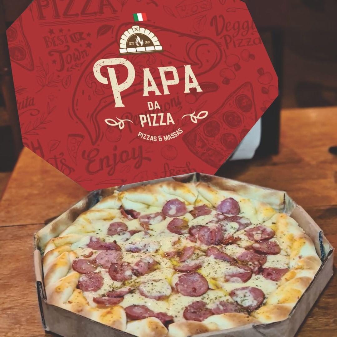 1 Pizza Salgada Grande de R$28 por apenas R$17,90