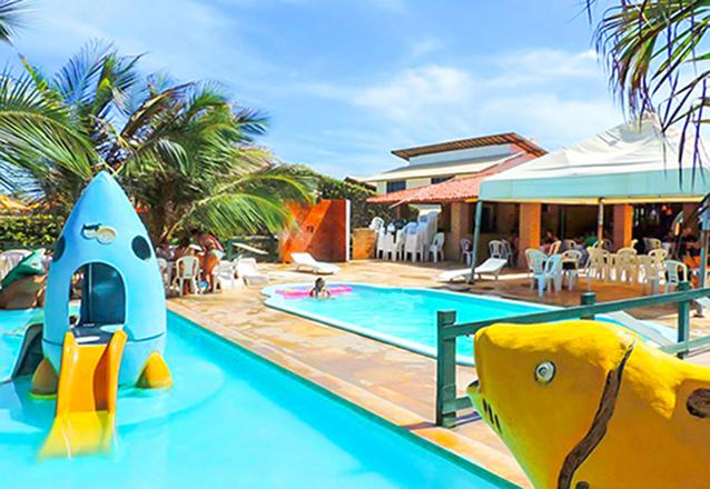 Hotel Don'Ana te espera! 2 diárias em Suíte Standard com check-in livre para 2 adultos e 1 criança de até 10 anos + café da manhã de R$504 por apenas R$439