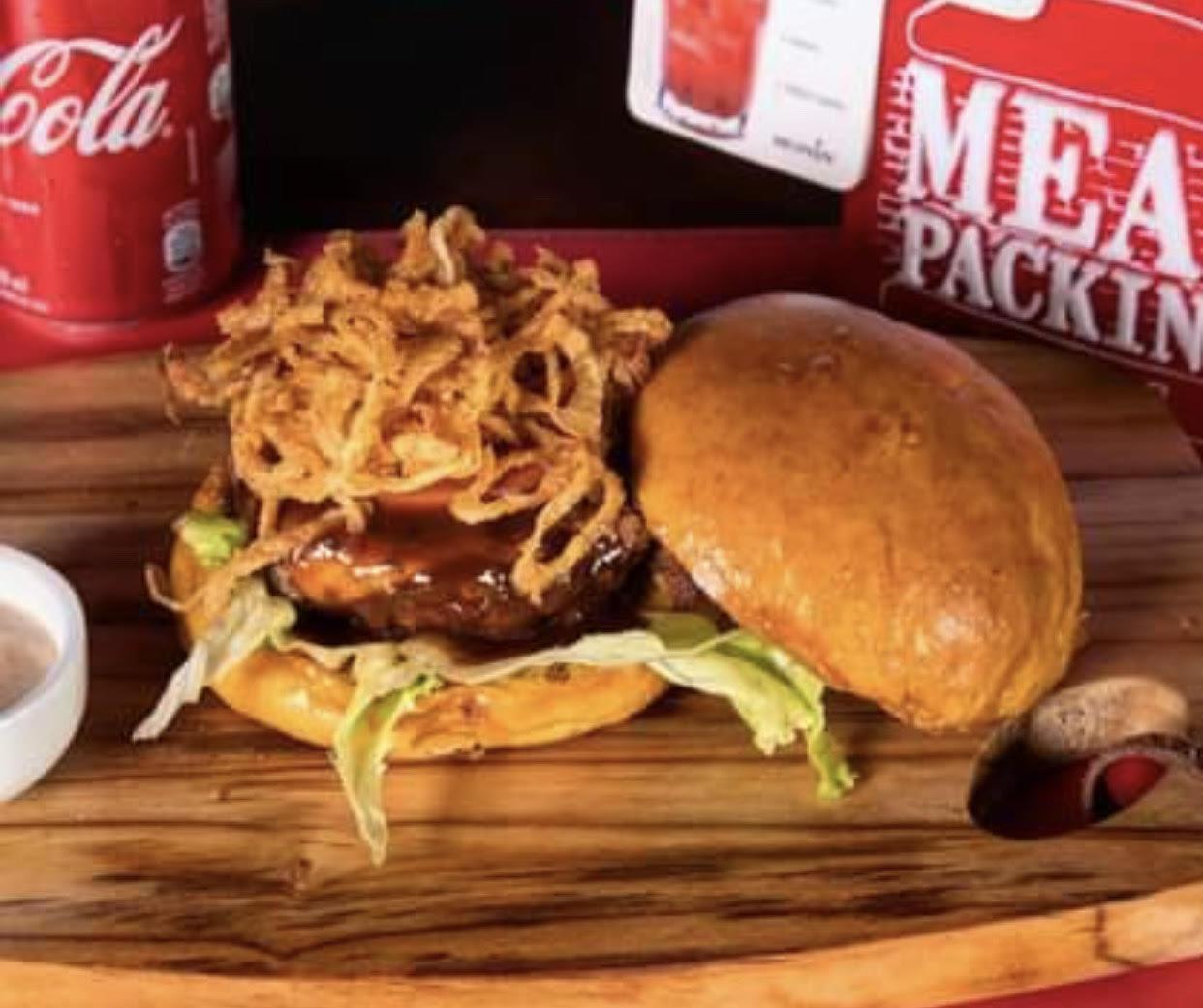 Cheddar Burger de R$34,90 por apenas R$15,90