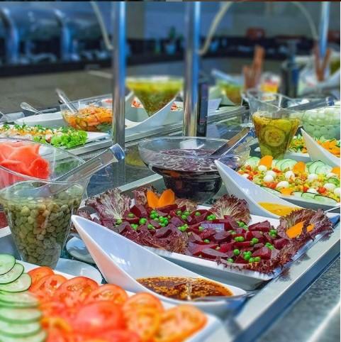 Ninguém consegue resistir! Rodízio Completo (carnes, massas, sushi, saladas, pratos quentes, pratos frios) para 1 pessoa de até R$56,90 por apenas R$49,90 no Fogo Campeiro Bezerra de Menezes. Válido para todos os dias!