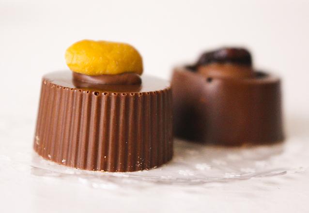 50 chocolates crocantes por apenas R$49,90