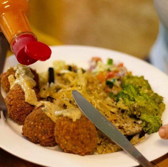 Almoço do dia (válido apenas quarta-feira) para 1 pessoa de R$22 por apenas R$11