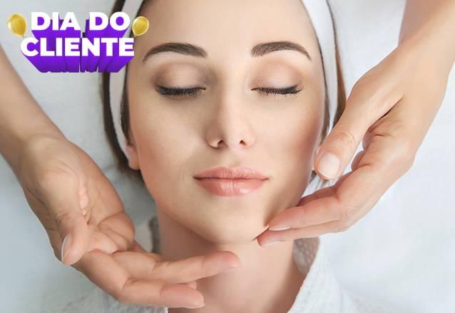 O tratamento completo para sua pele na Dra Viviane Boaventura! Limpeza de Pele + Peeling de Diamante + Máscara Hidratante e clareadora ADCOS por apenas R$139,90! #Diadocliente