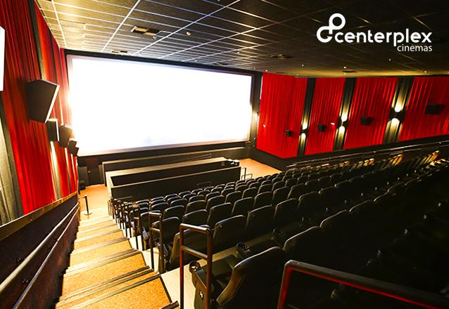 Nada melhor que cinema! Ingresso Inteira Cinema Sala Tradicional 2D de R$23 por apenas R$11,99 no Centerplex - Cinema North Shopping Maracanaú, Via Sul e Grand Shopping Messejana