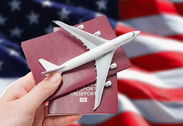 Deixe seu visto nas mãos da Calíope Assessoria! Assessoria para Visto Americano (para viagens a turismo, negócios ou estudos) por R$79,90