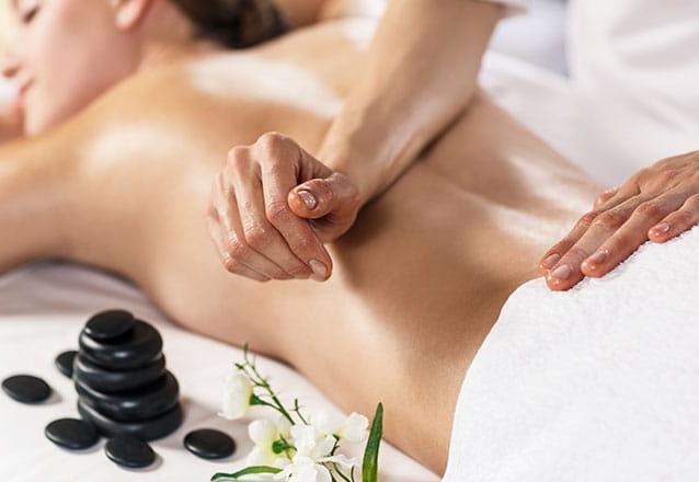 Massagem Relaxante + Esfoliação dos Pés de R$60 por R$29,90