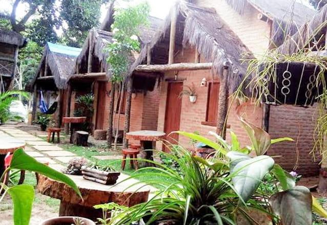 Rústica, aconchegante e no friozinho da serra! 2 diárias para casal com café da manhã na pousada Semente de Luz, em Ubajara por R$230
