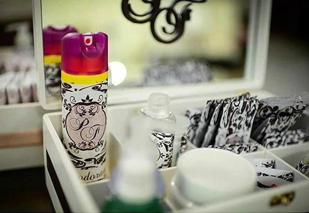 Cuide dos detalhes da sua festa! 2 Caixas 100% MDF personalizadas para banheiros (kit feminino e masculino) por R$239 com a Madeart's
